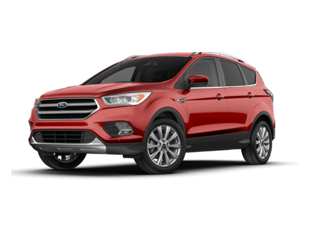 New 2018 Ford Escape Titanium Titanium 4WD for sale Kalamazoo